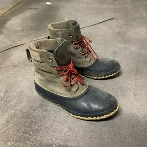 SOREL INSULATED BOOTS